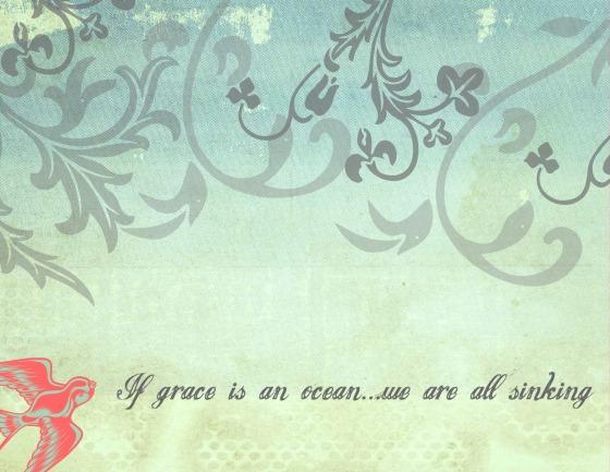 grace like an ocean